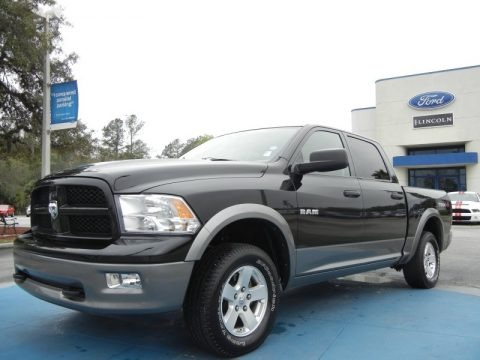 2009 dodge ram 1500 trx4 crew cab 4x4 data info and specs. Black Bedroom Furniture Sets. Home Design Ideas
