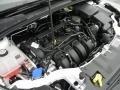 2012 White Platinum Tricoat Metallic Ford Focus SEL 5-Door  photo #12