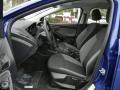2012 Sonic Blue Metallic Ford Focus S Sedan  photo #5
