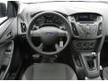 2012 Sonic Blue Metallic Ford Focus S Sedan  photo #7