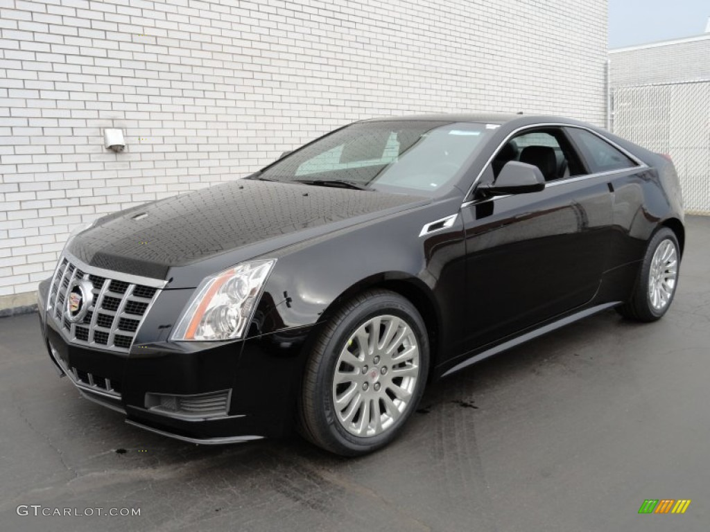 cadillac cts coupe in black raven jax sports cars pictures. Black Bedroom Furniture Sets. Home Design Ideas