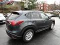 Metropolitan Gray Mica - CX-5 Touring AWD Photo No. 5