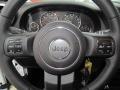 Black Steering Wheel Photo for 2011 Jeep Wrangler #61665088