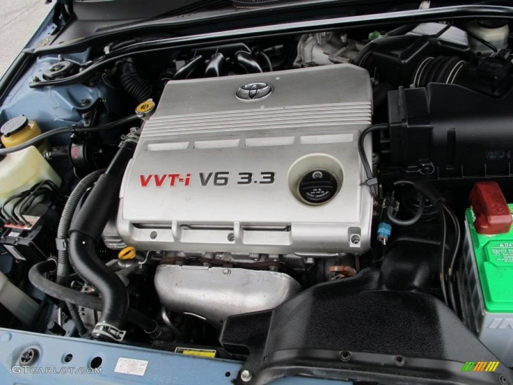 2004 Toyota Solara Se V6 Coupe 3 3 Liter Dohc 24 Valve V6
