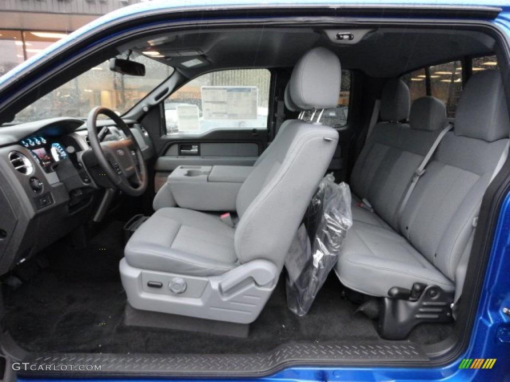2012 Ford F150 Xlt Supercab 4x4 Interior Photo 61678022