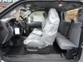 2012 Ingot Silver Metallic Ford F250 Super Duty XL SuperCab 4x4  photo #13