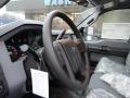 2012 Ingot Silver Metallic Ford F250 Super Duty XL SuperCab 4x4  photo #16