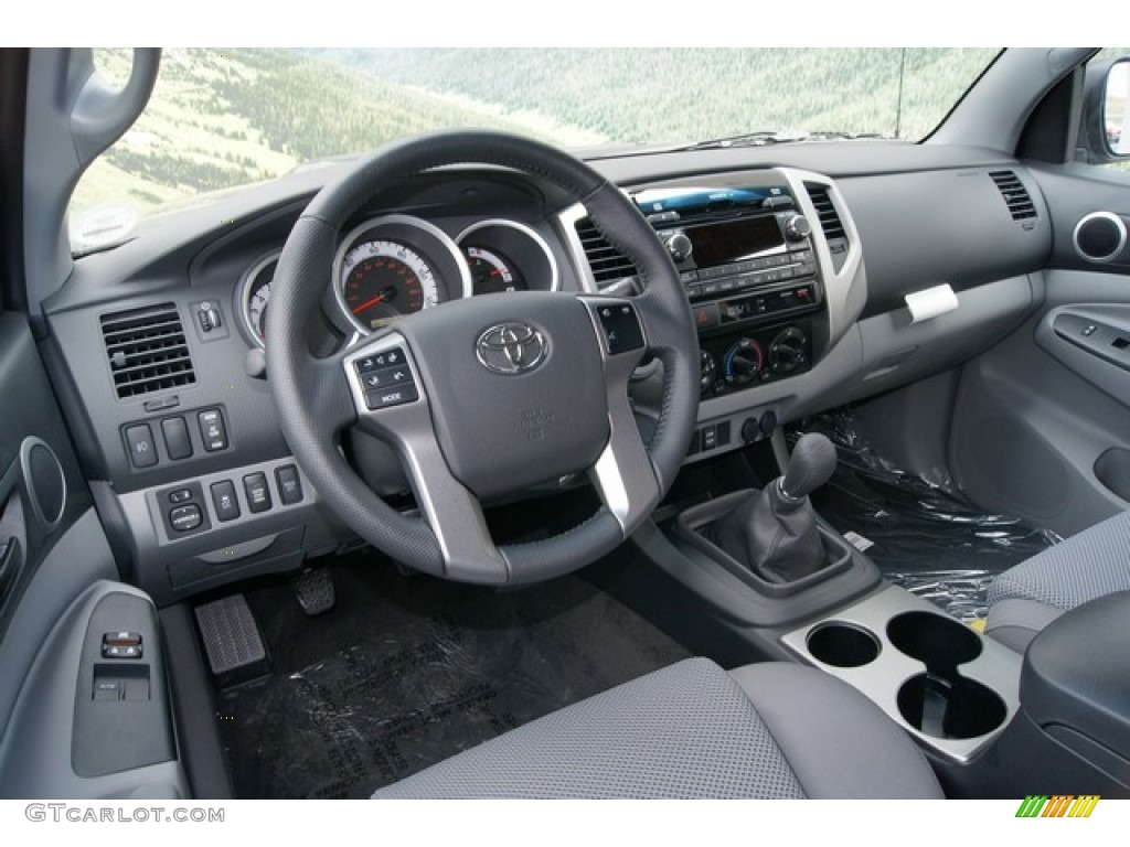 2012 toyota tacoma v6 trd sport access cab 4x4 interior. Black Bedroom Furniture Sets. Home Design Ideas