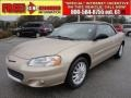 2001 Champagne Pearlcoat Chrysler Sebring LXi Convertible #61646621