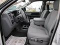 Medium Slate Gray Interior Photo for 2007 Dodge Ram 3500 #61696406