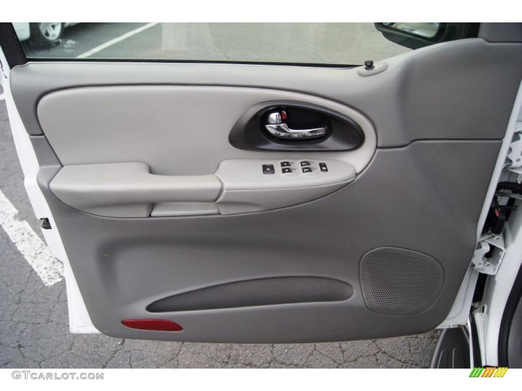 2007 Chevrolet Trailblazer Lt 4x4 Door Panel Photos