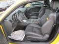 Dark Slate Gray Interior Photo for 2012 Dodge Challenger #61708836
