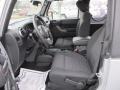 Black Interior Photo for 2012 Jeep Wrangler #61710975