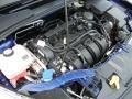2012 Sonic Blue Metallic Ford Focus S Sedan  photo #12