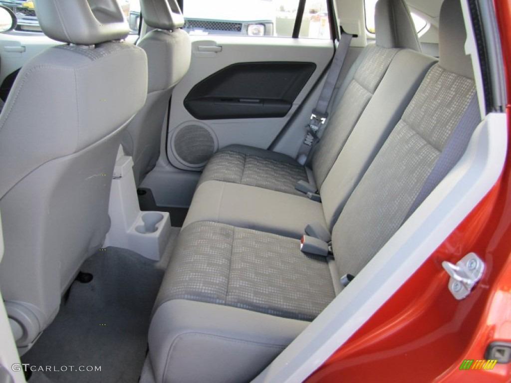 Pastel Slate Gray Interior 2007 Dodge Caliber Sxt Photo 61721409
