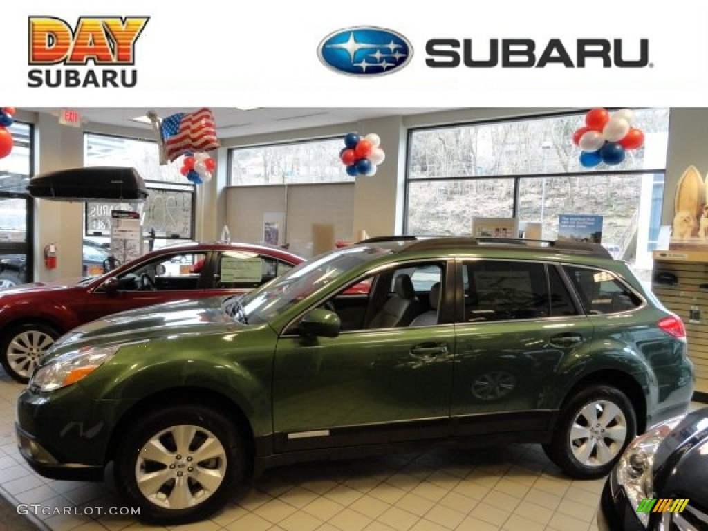 2012 cypress green pearl subaru outback 36r limited 61701853 cypress green pearl subaru outback vanachro Gallery