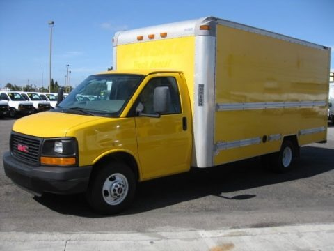 2008 gmc savana cutaway 3500 commercial moving truck data. Black Bedroom Furniture Sets. Home Design Ideas