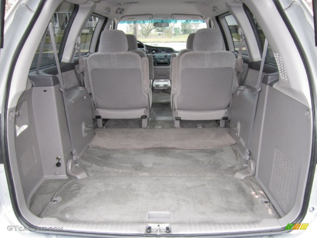 2002 Honda Odyssey Lx Trunk Photo 61734330 Gtcarlot Com