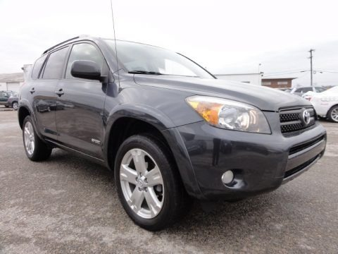 2007 toyota rav4 sport 4wd data info and specs. Black Bedroom Furniture Sets. Home Design Ideas