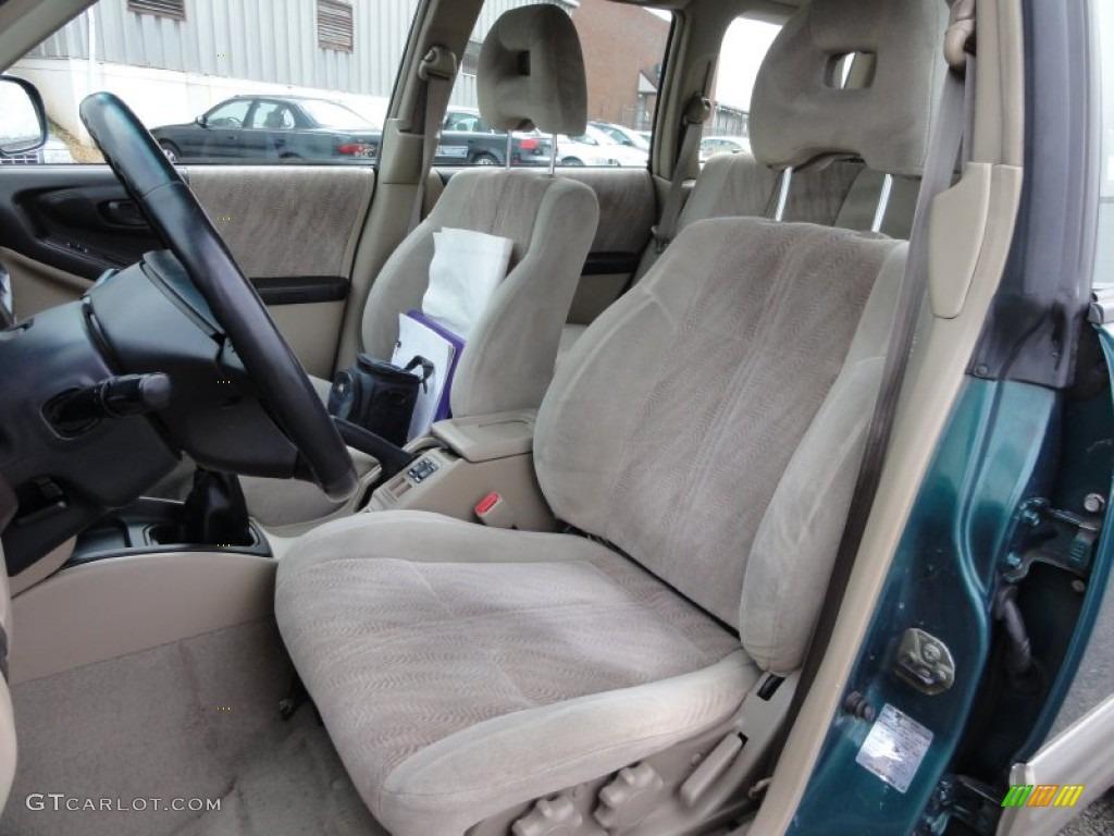 2001 Subaru Forester 2 5 S Interior Photo 61741331