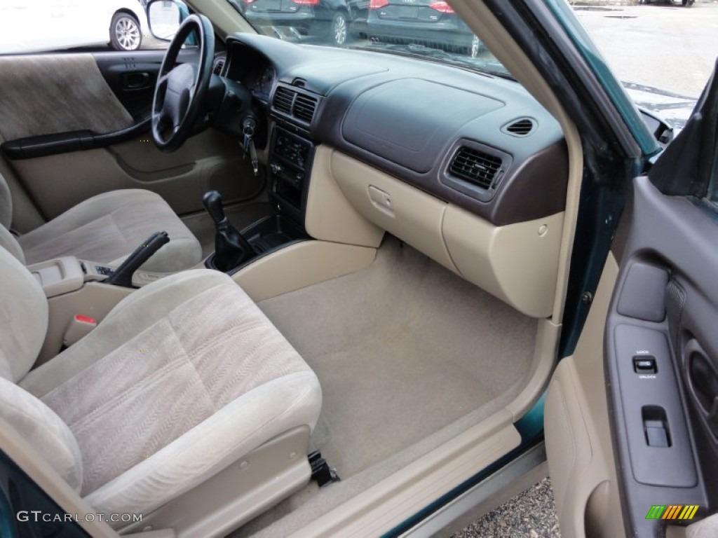 2001 Subaru Forester 2 5 S Interior Photo 61741341