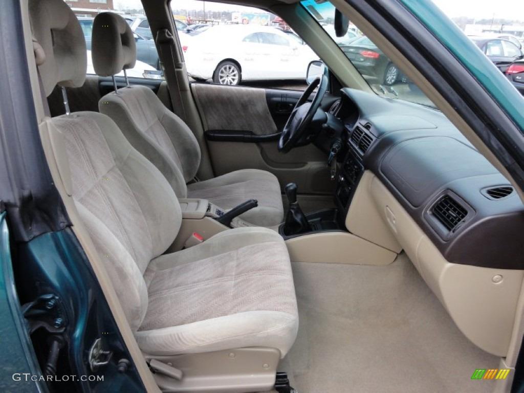 2001 Subaru Forester 2 5 S Interior Photo 61741358