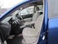 Gray 2009 Nissan Rogue Interiors