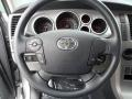 Graphite Steering Wheel Photo for 2012 Toyota Tundra #61750985