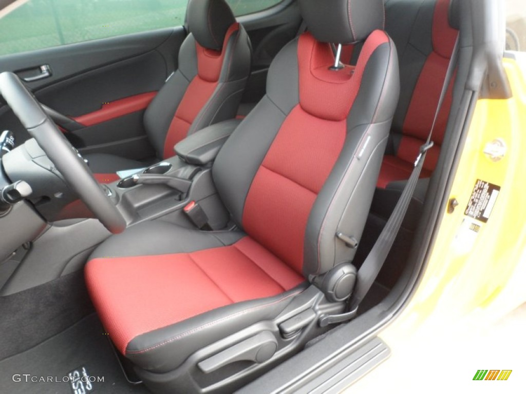 Hyundai Genesis Coupe Black Interior Images Galleries With A Bite