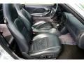 Metropol Blue Interior Photo for 1999 Porsche 911 #61754228