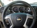2012 Graystone Metallic Chevrolet Silverado 1500 LT Extended Cab  photo #11