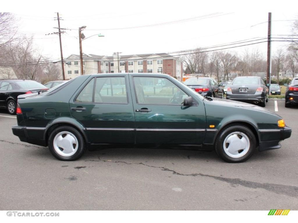1990 Saab 9000 S Rust Free Northern California Car
