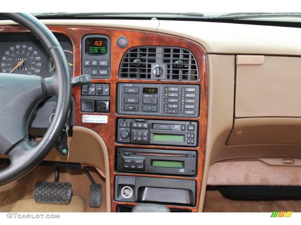 1995 Scarabe Green Metallic Saab 9000 Cse Turbo 61762029