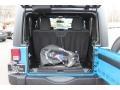 2011 Cosmos Blue Jeep Wrangler Sport S 4x4  photo #20