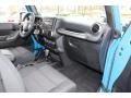 2011 Cosmos Blue Jeep Wrangler Sport S 4x4  photo #24