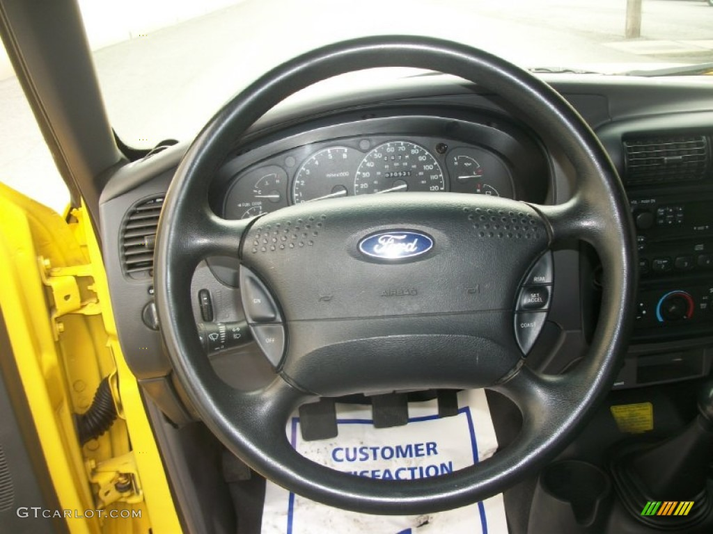 2001 ford ranger edge supercab 4x4 steering wheel photos. Black Bedroom Furniture Sets. Home Design Ideas