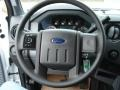 Steel Steering Wheel Photo for 2012 Ford F350 Super Duty #61774469