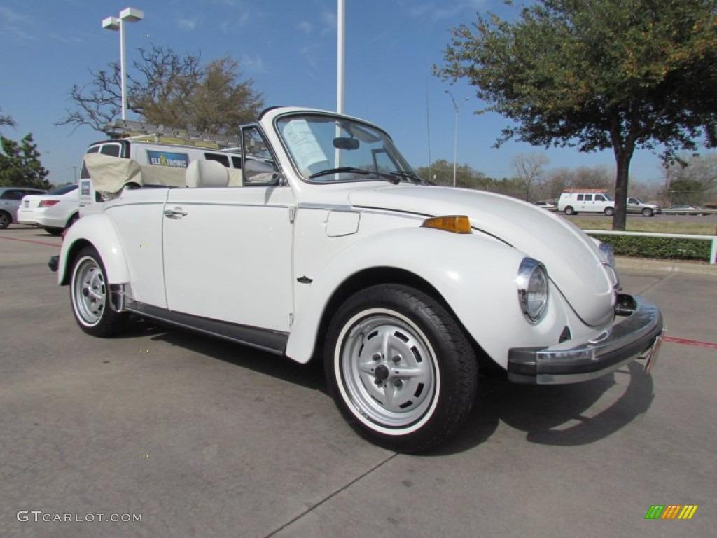 1979 White Volkswagen Beetle Convertible 61761562 Photo 7 Gtcarlot Com Car Color Galleries