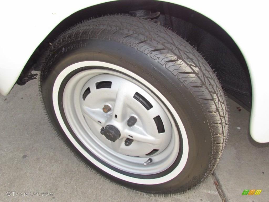 1979 Volkswagen Beetle Convertible Wheel Photo #61779242