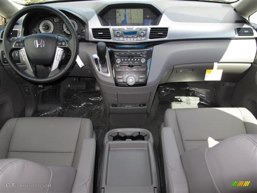 2012 Honda Odyssey Touring Elite Interior Photo 61787219 Gtcarlot Com