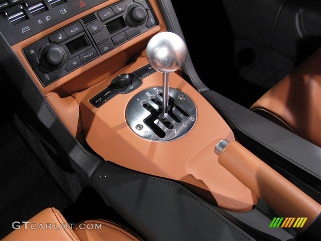 2008 Lamborghini Gallardo Spyder 6 Speed Manual Transmission Photo