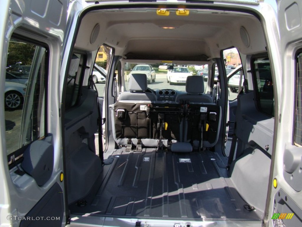 2012 Ford Transit Connect XLT Premium Wagon Trunk Photo ...