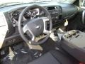 2012 Mocha Steel Metallic Chevrolet Silverado 1500 LT Regular Cab 4x4  photo #4