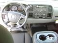 2012 Summit White Chevrolet Silverado 1500 Work Truck Extended Cab  photo #4