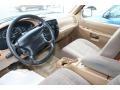 1996 Ford Explorer Beige Interior Interior Photo