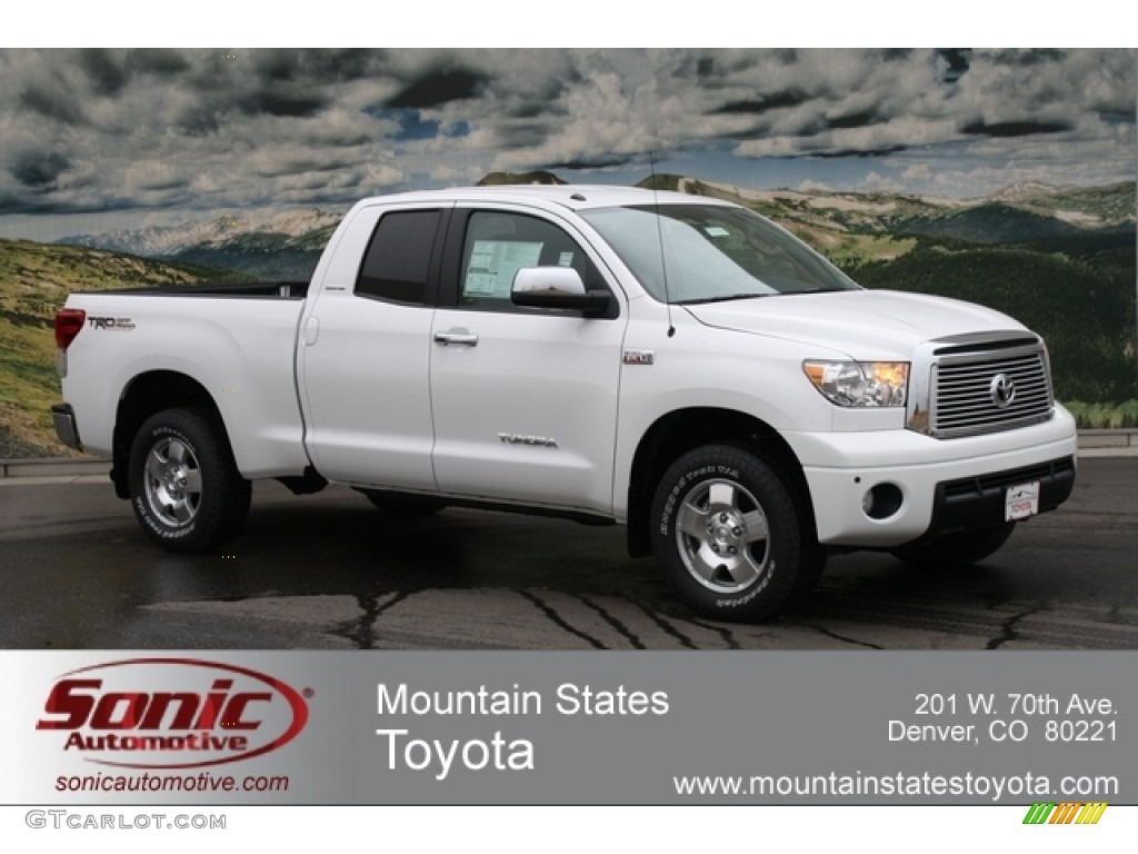2012 toyota tundra double cab limited 4x4. Black Bedroom Furniture Sets. Home Design Ideas