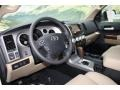 Sand Beige Interior Photo for 2012 Toyota Tundra #61802117
