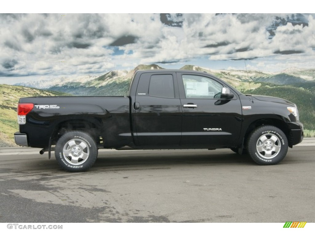 black 2012 toyota tundra limited double cab 4x4 exterior photo 61802217. Black Bedroom Furniture Sets. Home Design Ideas
