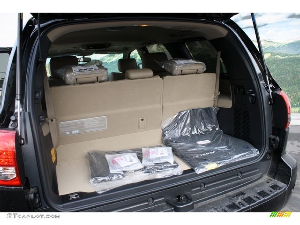 2012 toyota sequoia platinum 4wd trunk photo 61803581 - Toyota sequoia interior dimensions ...