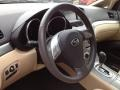 Desert Beige Steering Wheel Photo for 2009 Subaru Tribeca #61804068